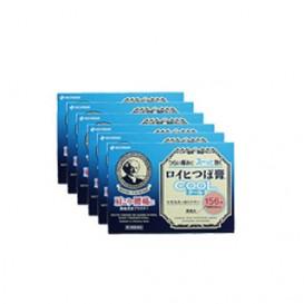 동전파스 쿨 신상품 156매 6개 세트 로이히츠보코(2세트이상 주문불가)