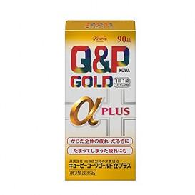 Q&P 골드 알파 플러스 90정 큐앤피
