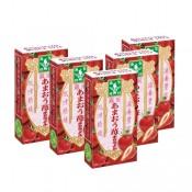 딸기 카라멜 12개입 5팩 세트