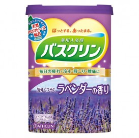 바스크린 (BATHCLIN) 입욕제 라벤더의 향기