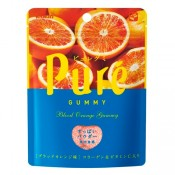 간로 퓨레구미 오렌지맛 젤리  56g