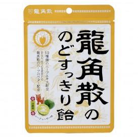 용각산 목 깔끔한 사탕 감귤맛 (88g)