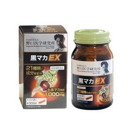 노구치 블랙 마카 EX 60정