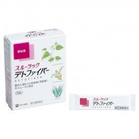 스루락쿠 데토 화이바 1.55g × 15포