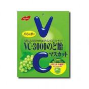 VC-3000 목캔디 청포도맛 90g