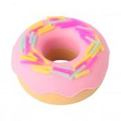 프랑프랑 도넛 토핑 핑크 와이어 홀더