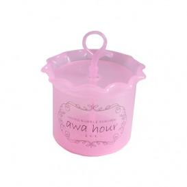 마이크로 버블 포머 조원(awa hour) 로맨틱 핑크