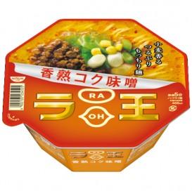 라오우 미소 라멘 된장맛