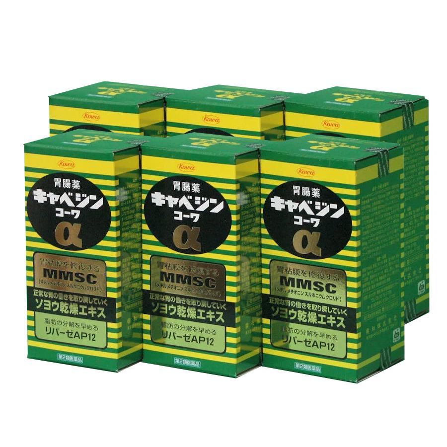 카베진 코와a 300정-6개세트