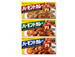 하우스 바몬드 고체카레 230g(단맛/중간맛/매운맛)