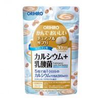 씹는 보조 식품 칼슘 75g