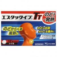 목,발열 감기에 에스탁크 이브 TT 12정