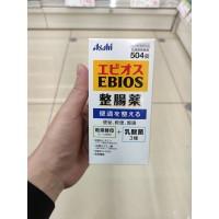 Asahi 에비오스 정장약 504정