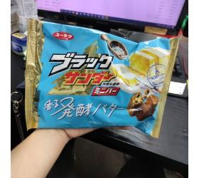 블랙 선더 미니바 발효 버터맛 3봉지 세트