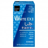 MATSUKIYO 에바렛슈화이트 EX II 270정