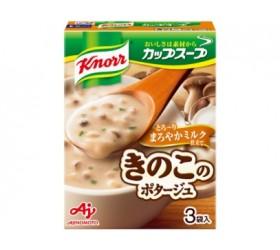 [크노르 컵스프] 우유 버섯 포타주 3봉입