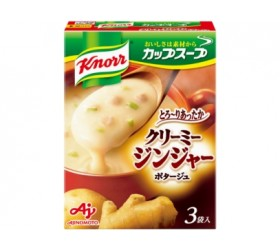 [크노르 컵스프] 크림 생강 포타주 3봉입